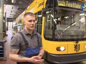 Mechatroniker für Bus und Straßenbahn