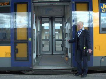 Fahrgastbetreuer / Zugbegleiter